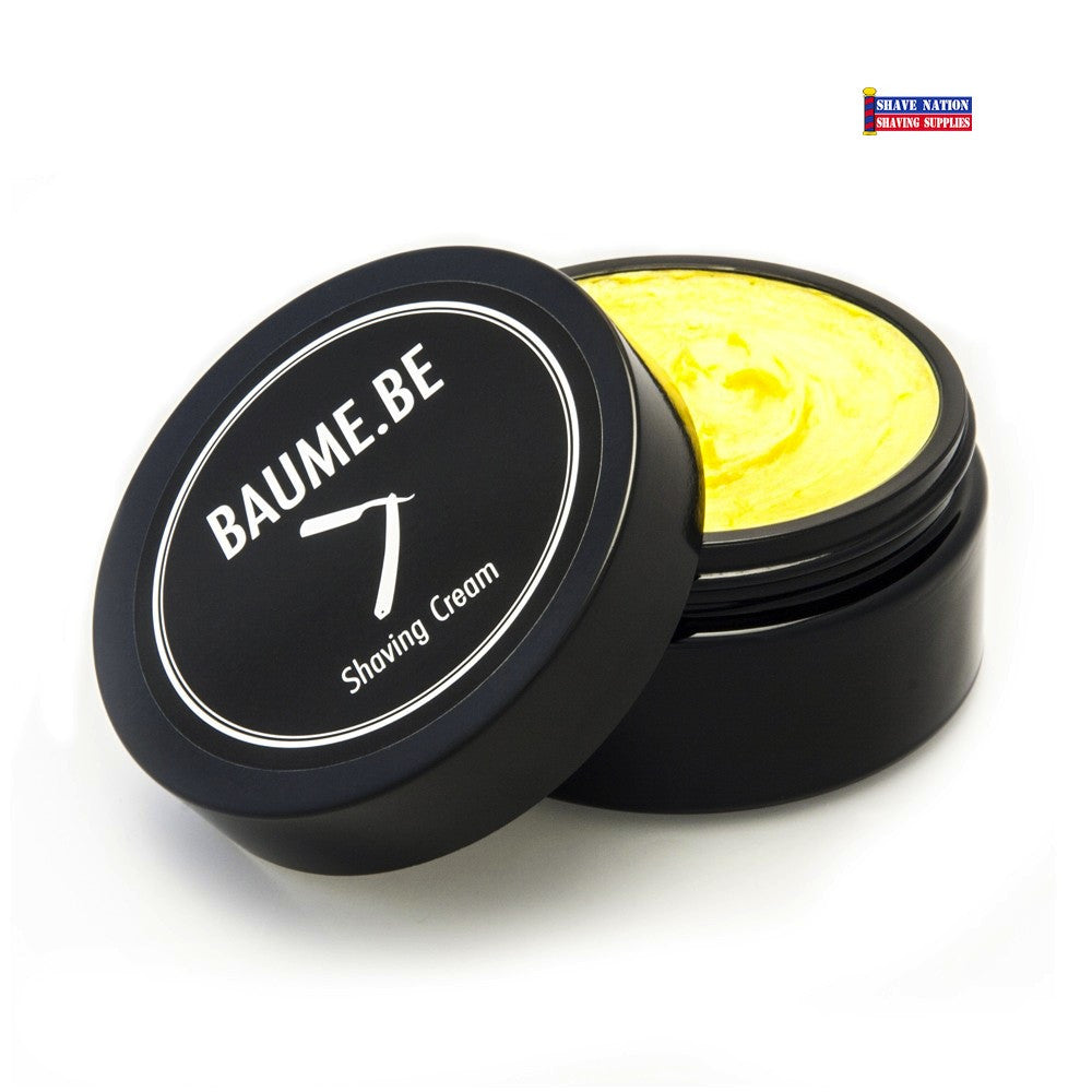 BAUME.BE Shaving Cream in Sturdy Jar