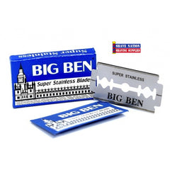 Big Ben Super Stainless DE Blades 5