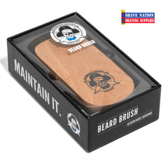 Bluebeards Original Boar Bristle Beard Brush