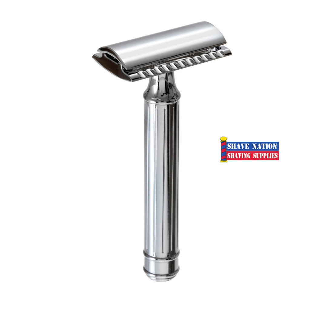 Boker Closed Comb Classic Safety Razor
