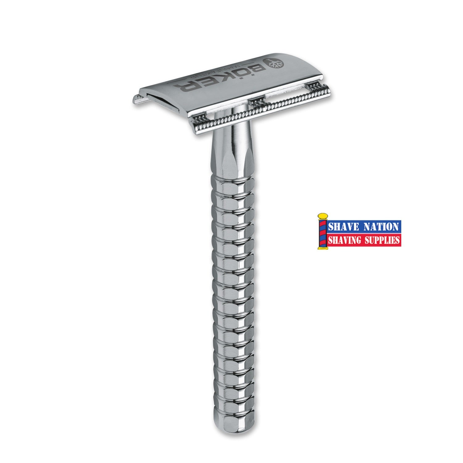 Boker Low Profile Closed Comb Safety Razor