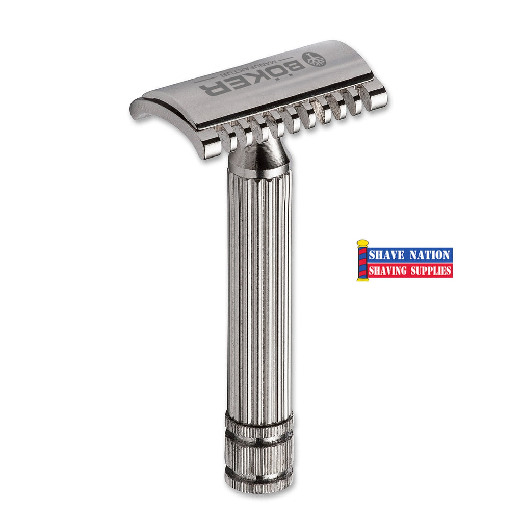 Boker Open Comb Safety Razor