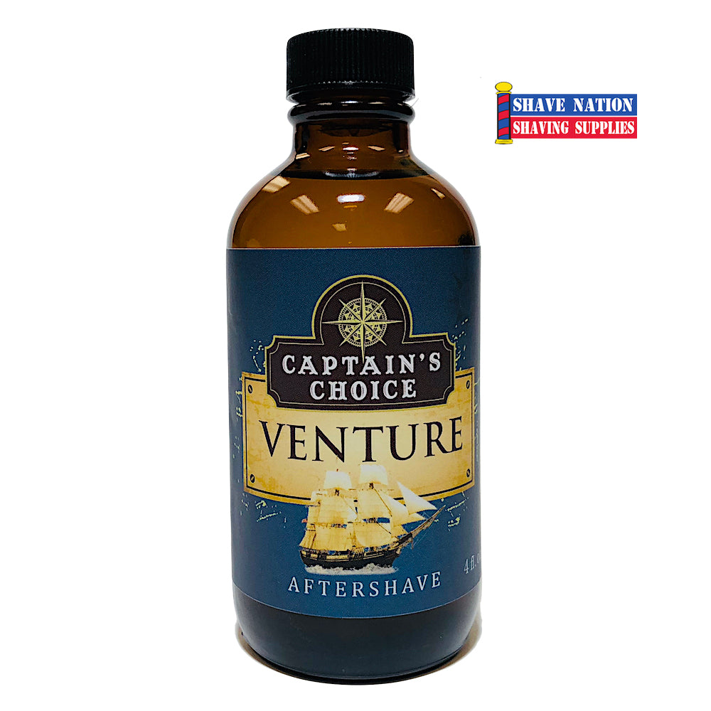 Captain's Choice Aftershave - Venture