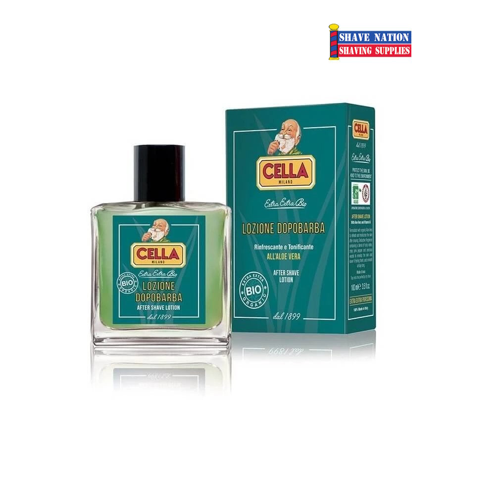 Cella After Shave Lotion Organic