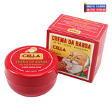 Cella Shaving Cream Sweet Almond Jar