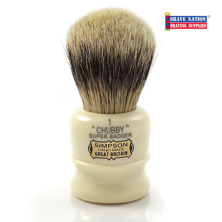 Simpsons Chubby 1 Brush Super