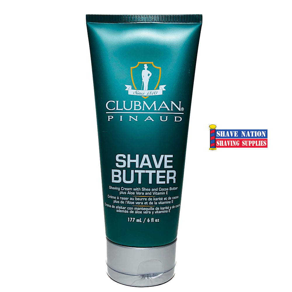 Clubman Shave Butter Tube