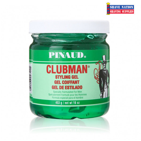 Clubman Hair Styling Gel