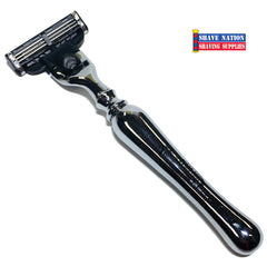 Colonel Conk Mach3 Chrome Razor
