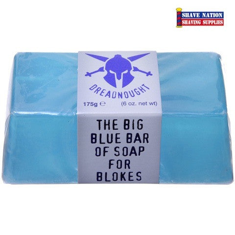 Dreadnought Big Blue Soap Bar