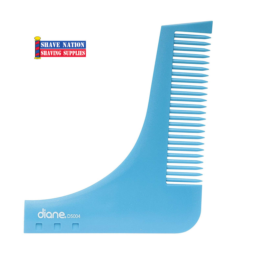 Beard Comb and Shaper