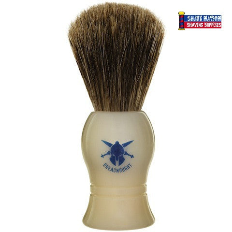 Dreadnought Pure Badger Brush
