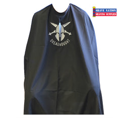 Dreadnought Barber Cape - Smock