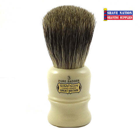 Simpsons Duke D3 Brush Pure