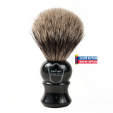 Parker Pure Badger Brush Ebony Handle