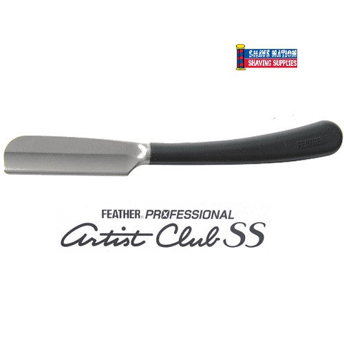 Feather Artist Club Japanese Razor-Black