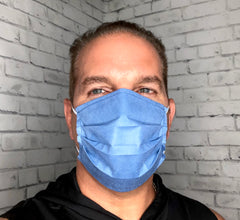 Protective Mask Disposable - Blue