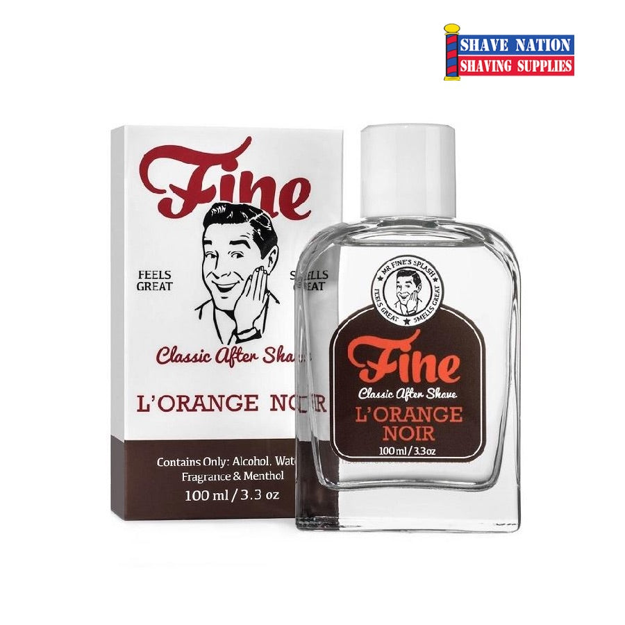 Fine Accoutrements L'Orange Noir Aftershave
