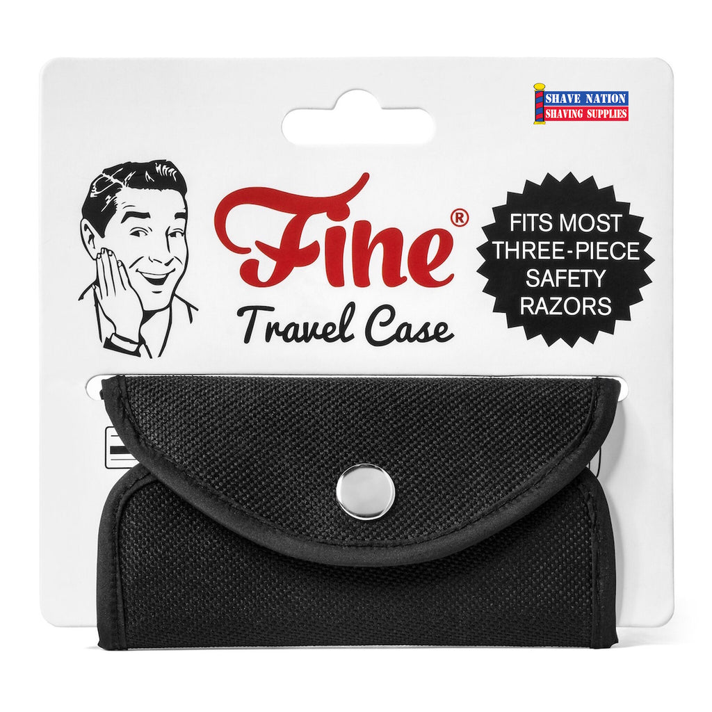 Fine Safety Razor Travel Storage Case