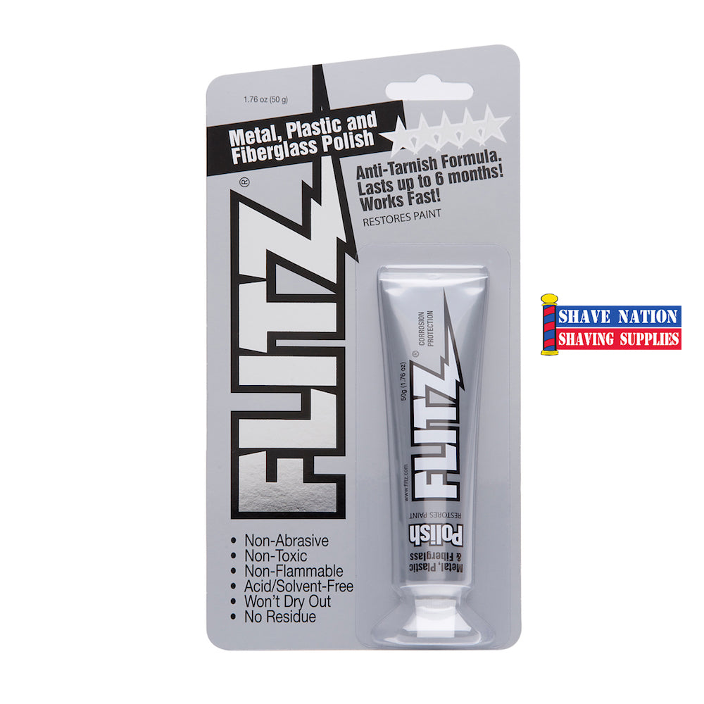 Flitz Metal Polish in Tube