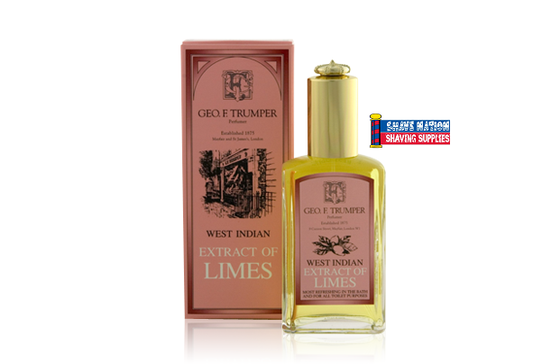 Geo F Trumper Extract of Limes Cologne Atomiser