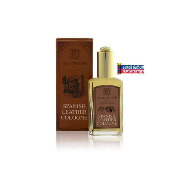 Geo F Trumper Cologne Spanish Leather