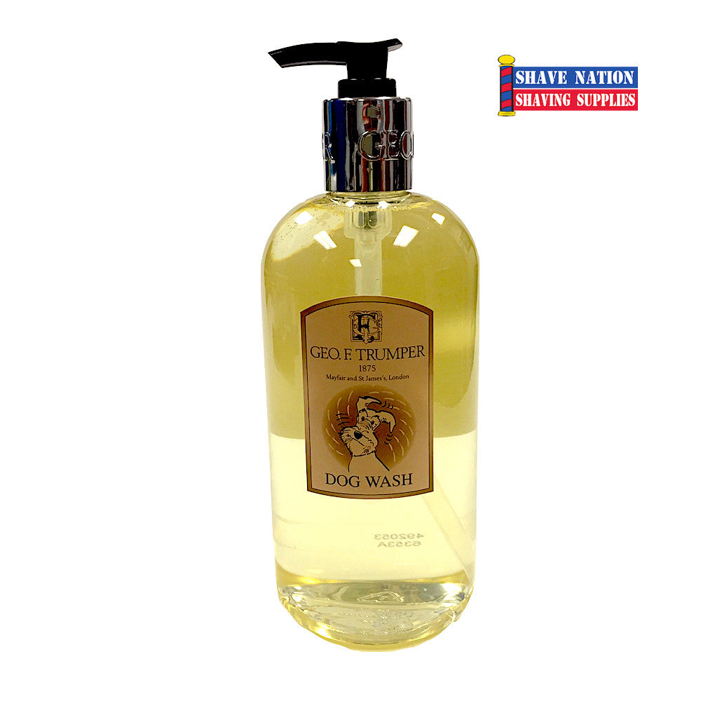 George F Trumper Dog Wash