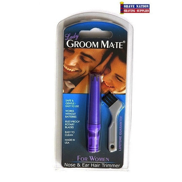 Lady Groom Mate Nose Ear Trimmer
