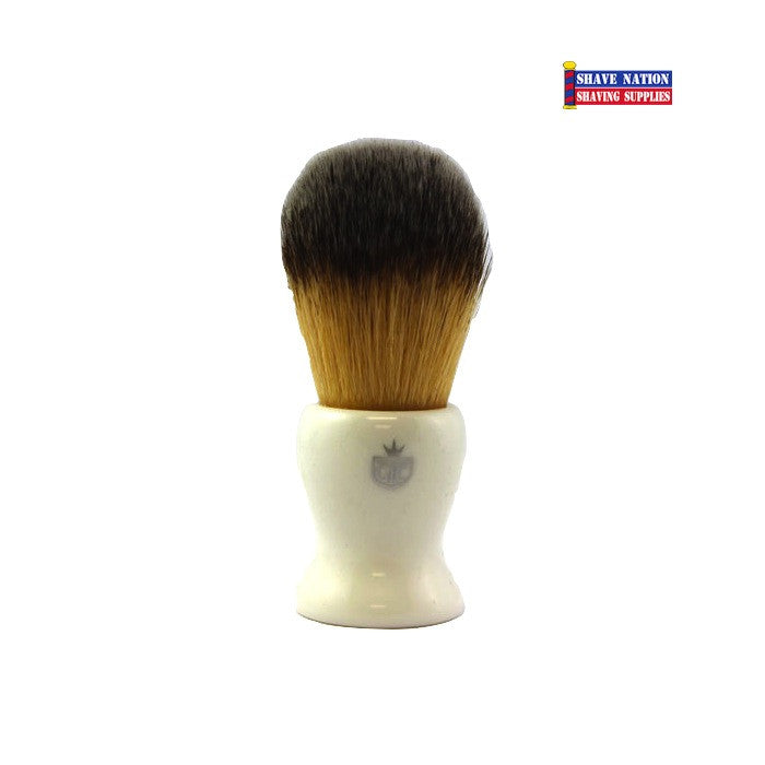 Grooming Co. Synth. Brush-White