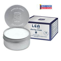LEA Classic Shaving Cream in Jar from Spain