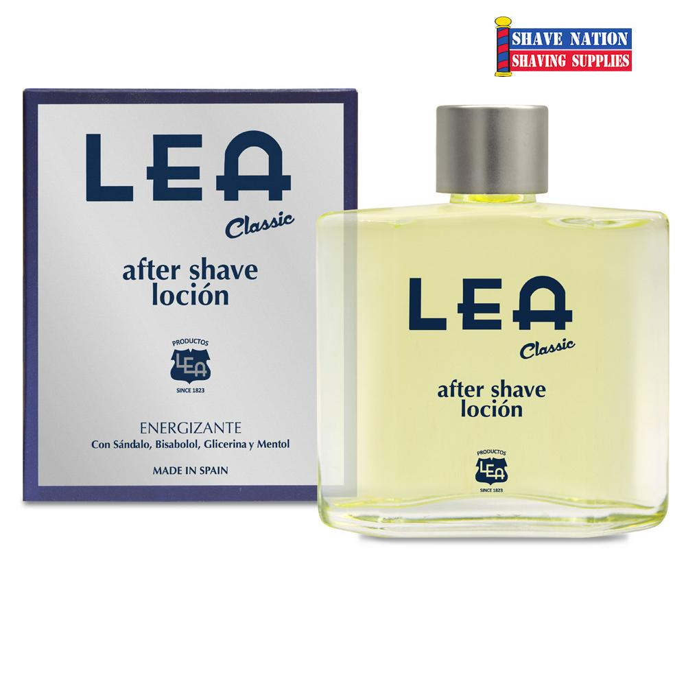 LEA Classic Aftershave Lotion