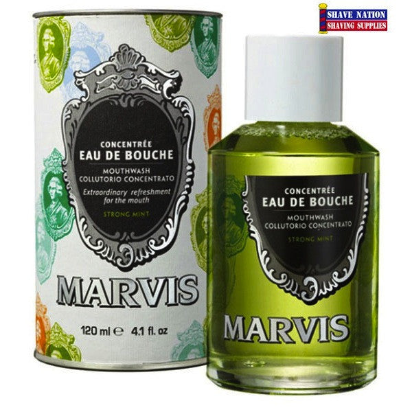 Marvis Strong Mint Mouthwash