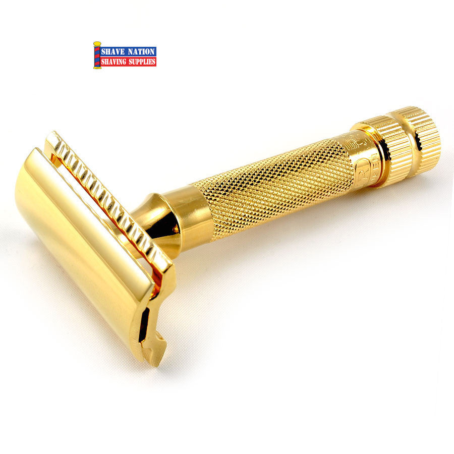 Merkur Safety Razor Flat Bar HD 34G