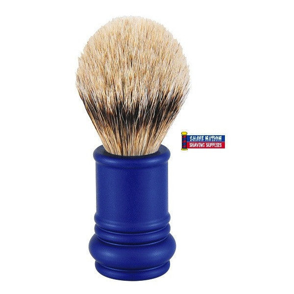 Merkur Silvertip Brush Blue
