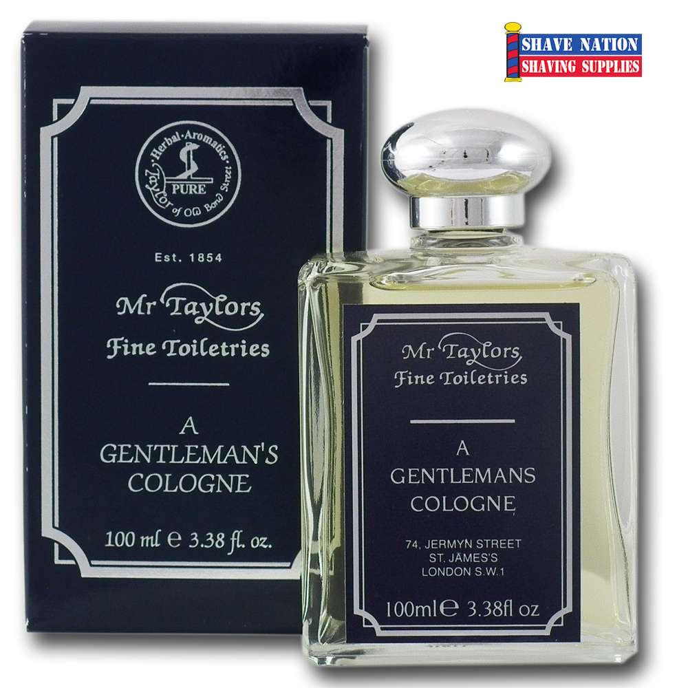 Taylor of Old Bond Street Mr Taylor's A Gentleman's Cologne