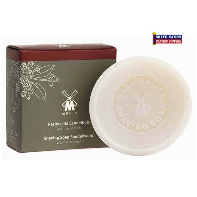 Muhle Shaving Soap Refill Sandalwood