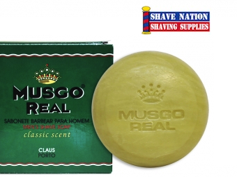 Musgo Real Shave Soap Classic Scent