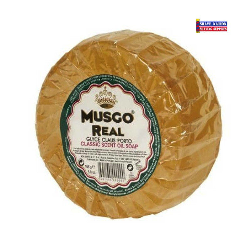 Musgo Real Glyce Oil Soap Classic Scent