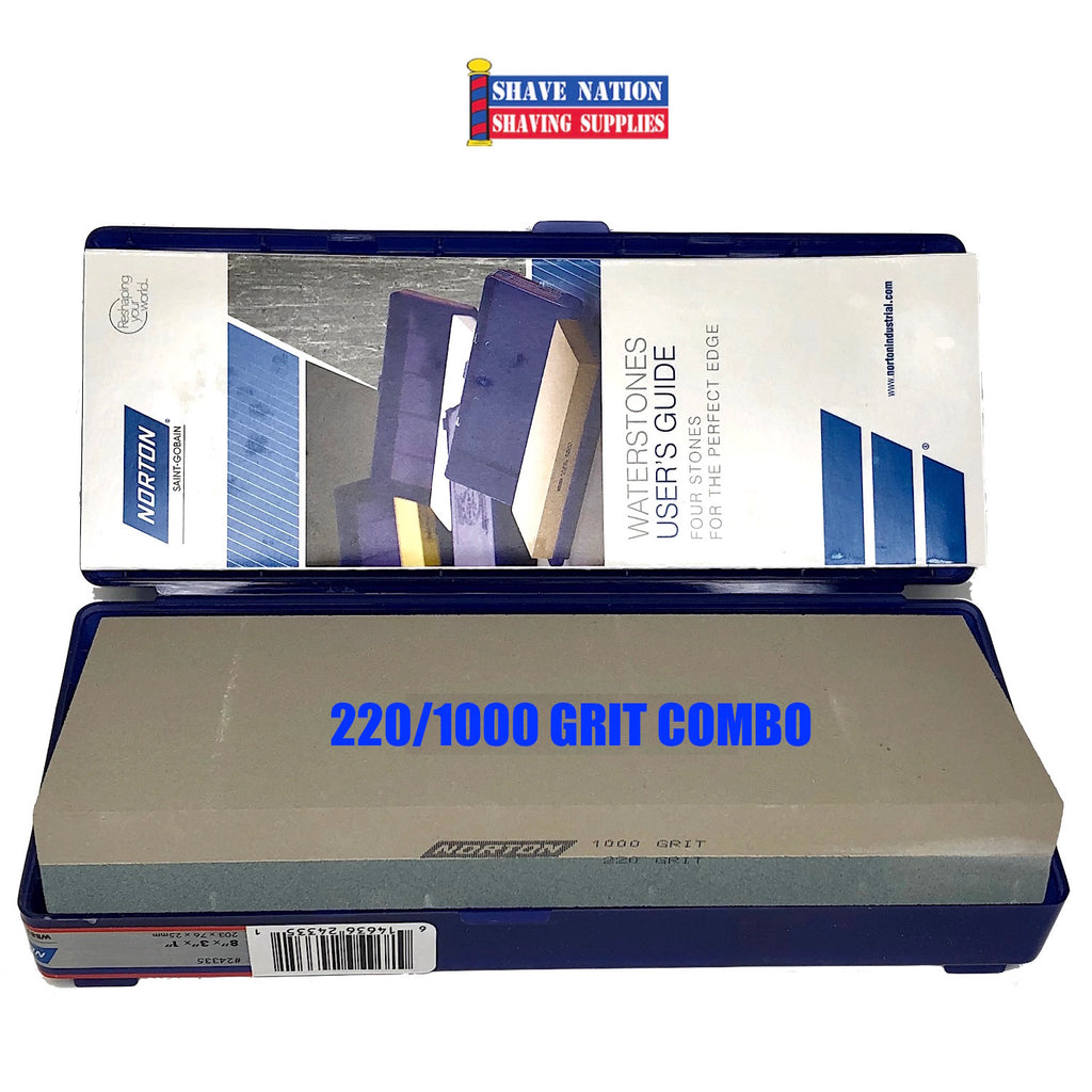 Norton 220/1000 Grit Combo Waterstone