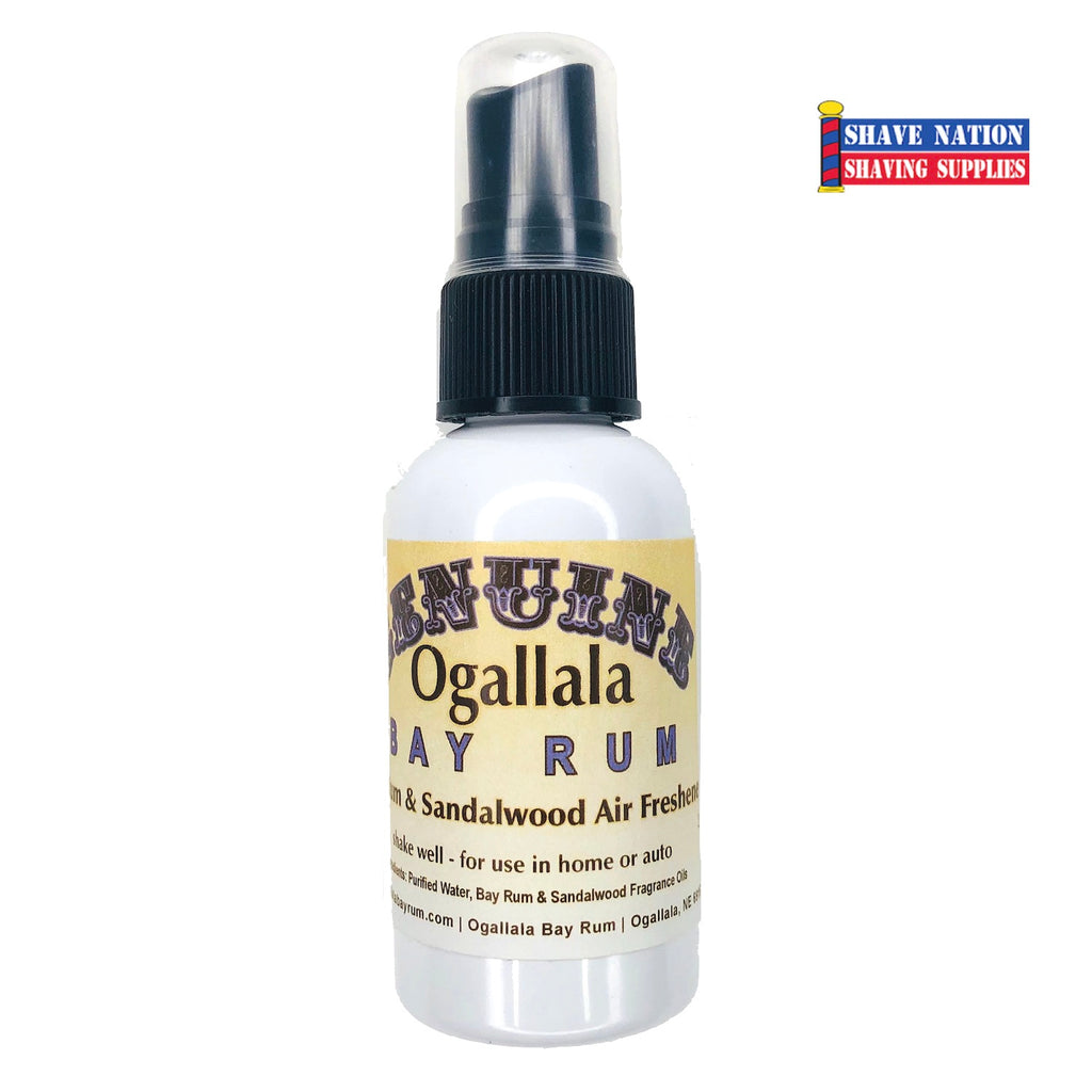 Ogallala Air Freshener Bay Rum and Sandalwood