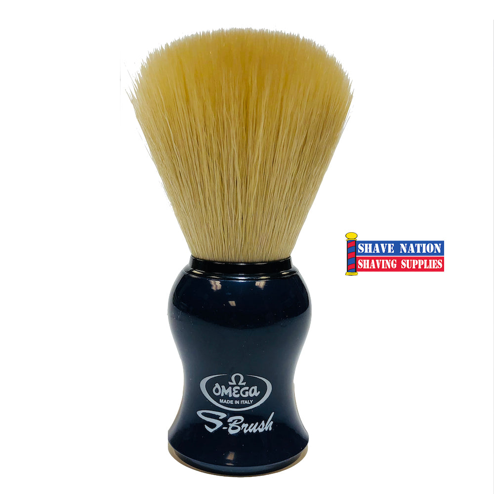 (DISC) Omega S-Brush Synthetic Brush