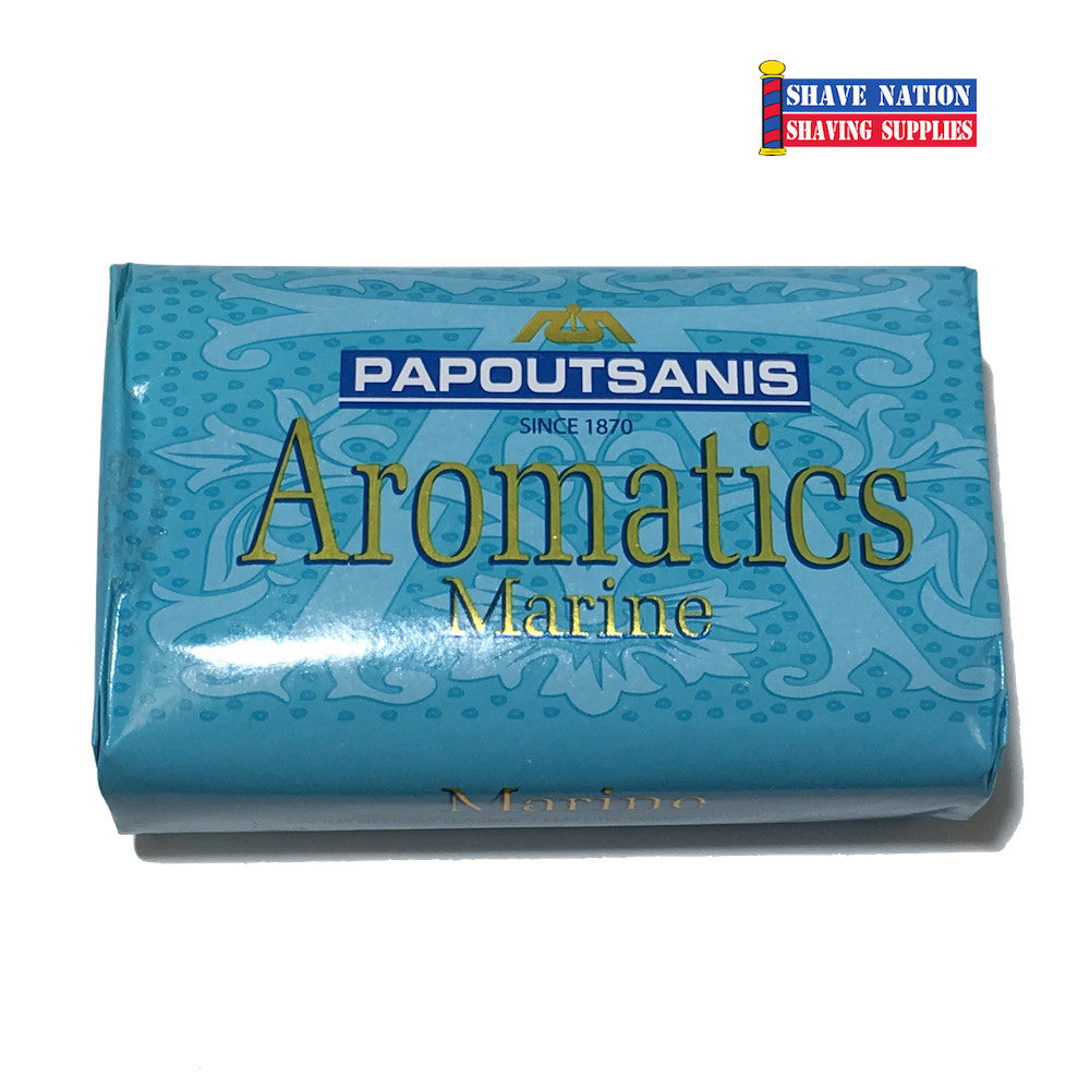 Papoutsanis Marine Bar Soap
