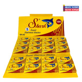 Shark Super Stainless DE Blades 100ct