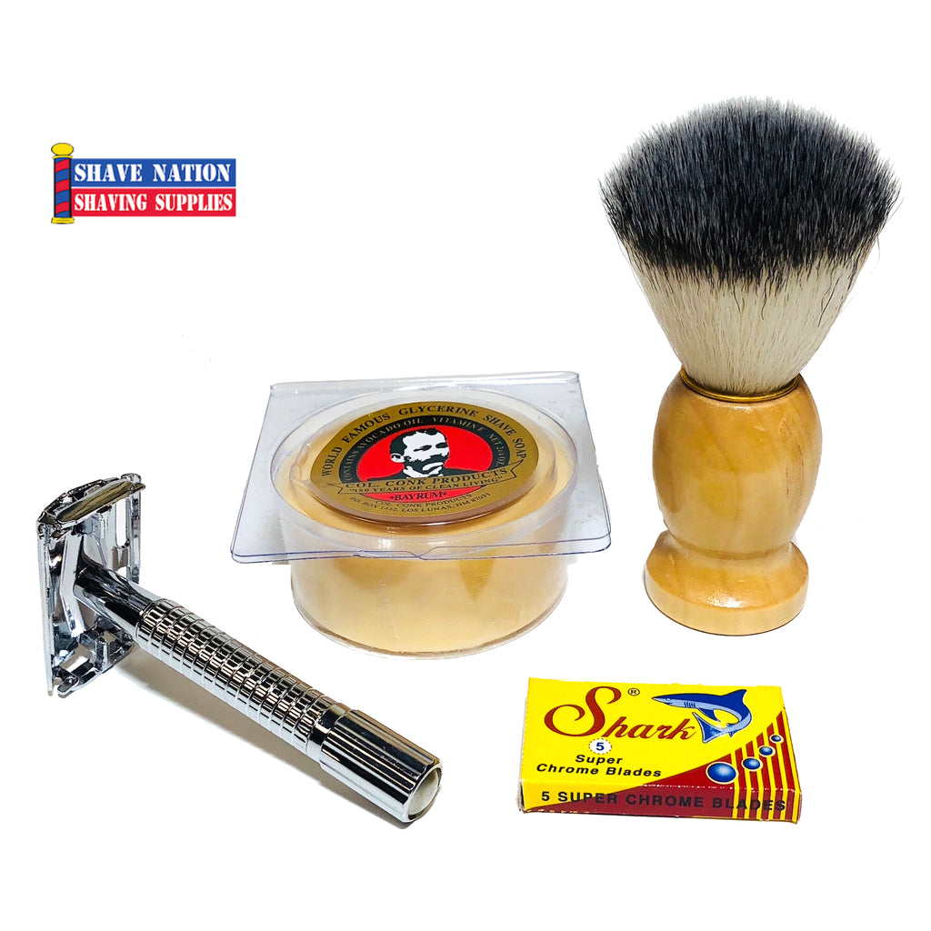 Shave Nation Budget Shaving Set