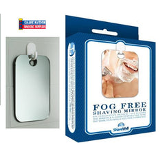 Shave Well DELUXE Fog Free Shower Mirror