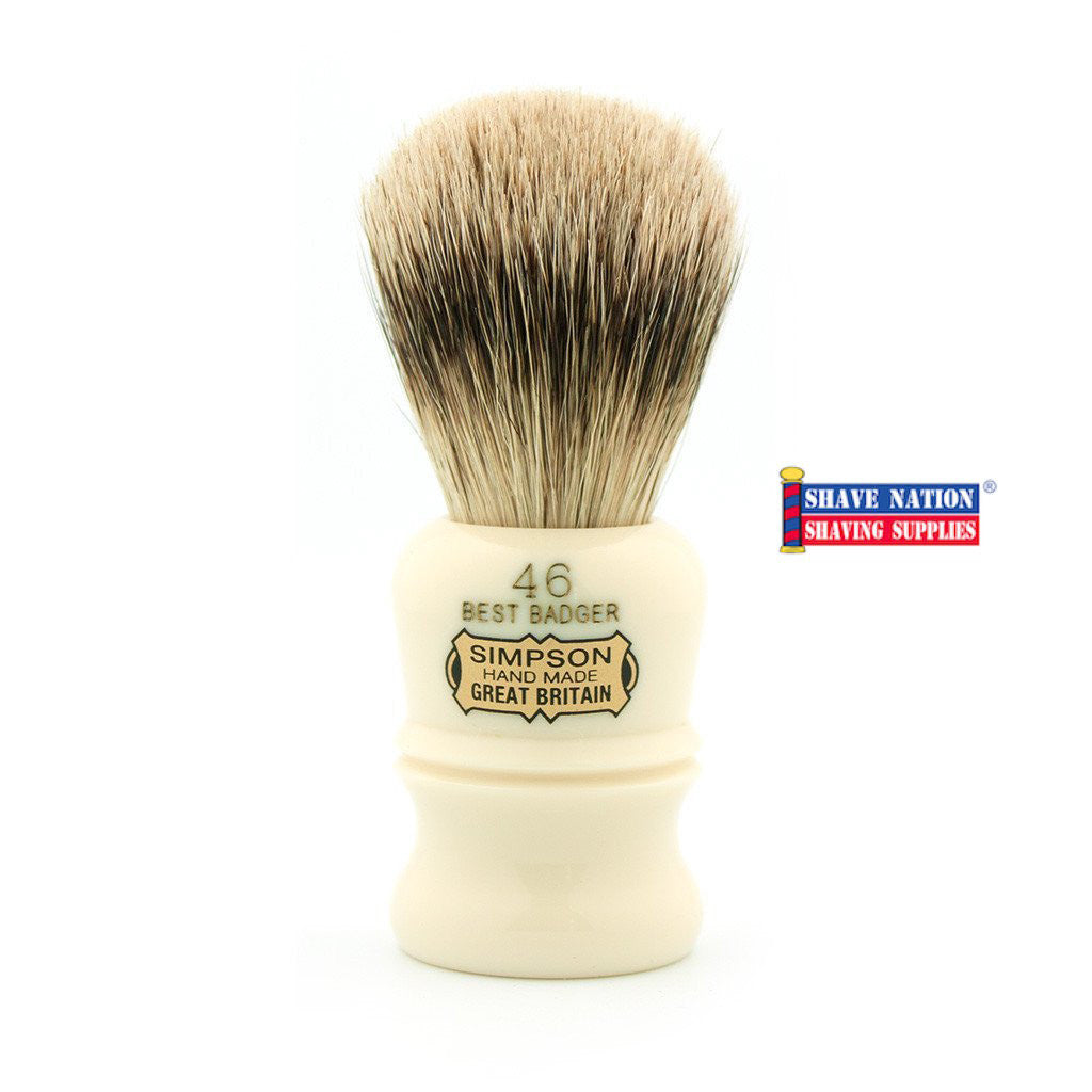 Simpsons Berkeley 46 Brush Best