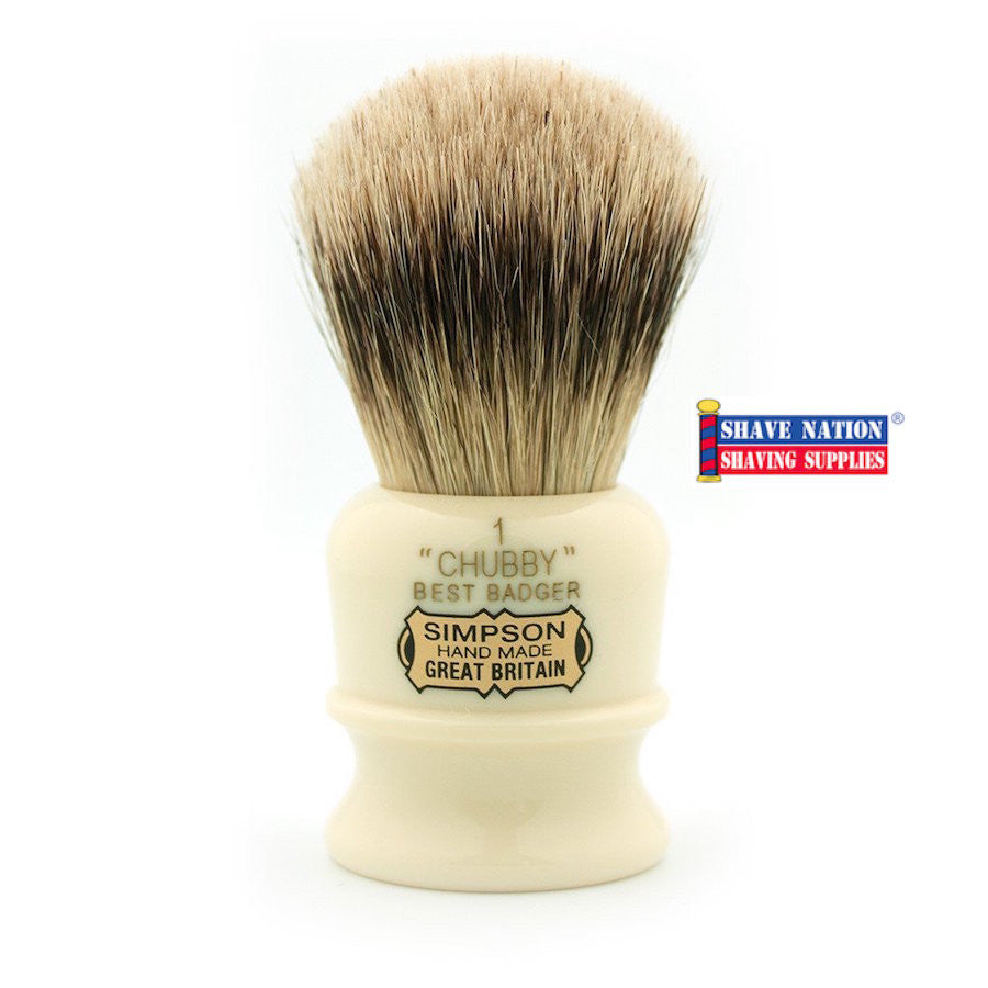 Simpsons Chubby CH1 Best Brush