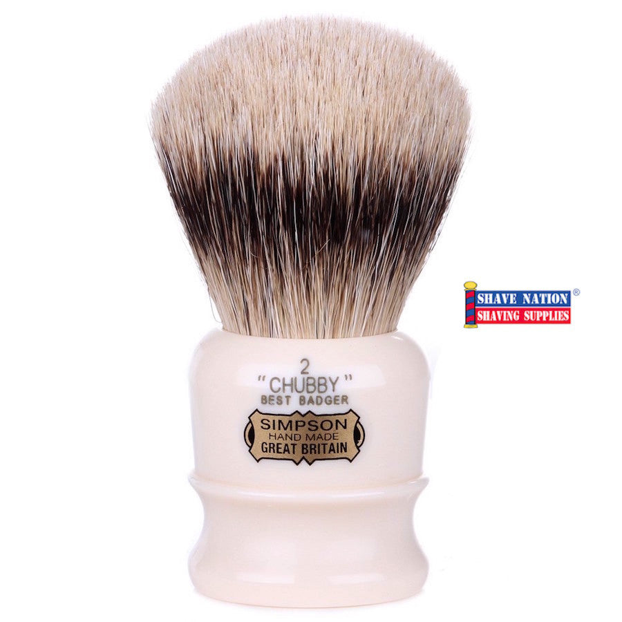 Simpsons Chubby CH2 Best Brush