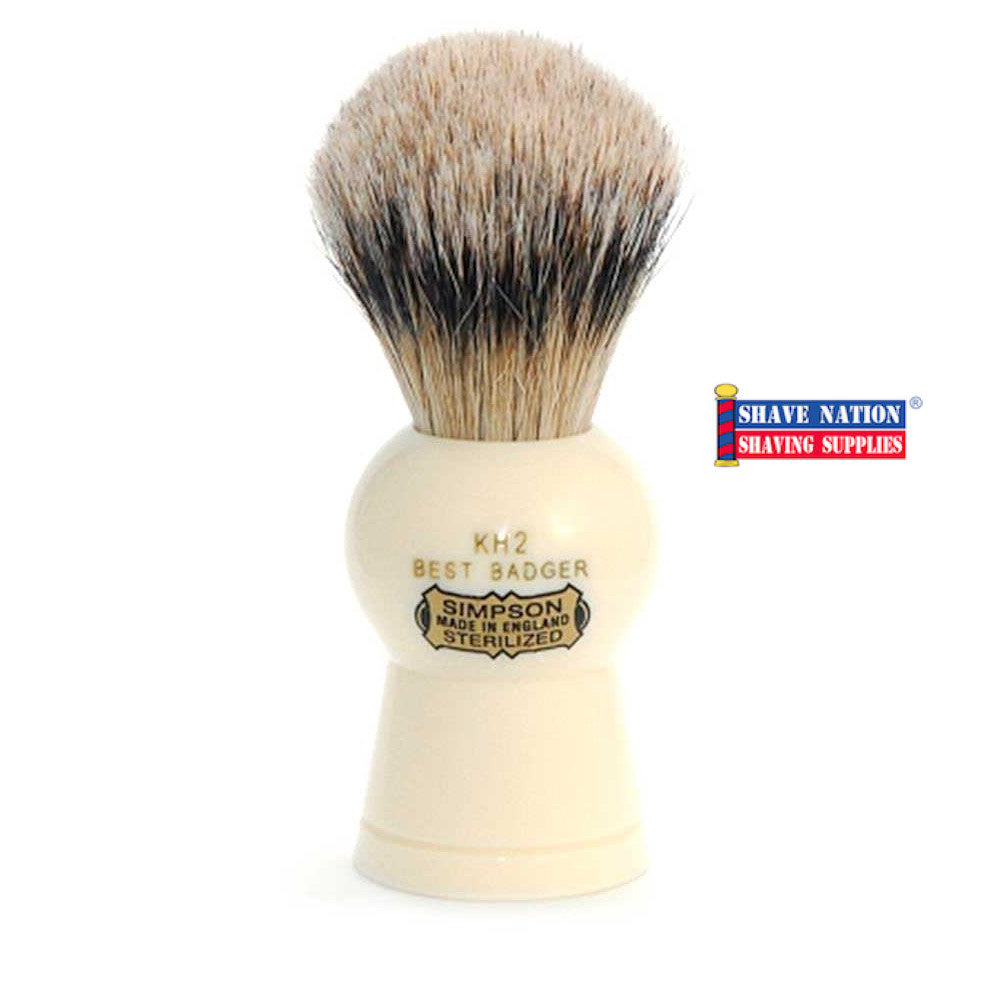 Simpsons Keyhole 2 Best Badger Brush