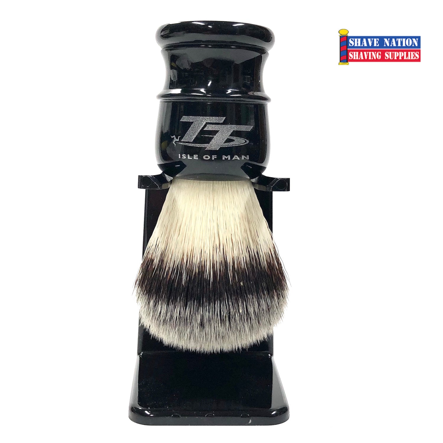 Simpsons Petrol Head IOM TT Limited Edition Synthetic Fibre Brush